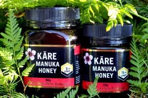 kare manuka honey 20+ and 15+