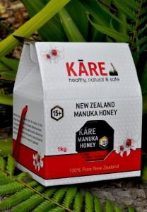Kare Active UMF Manuka honey 5+ gift box