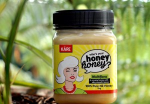 new zealand multiflora honey