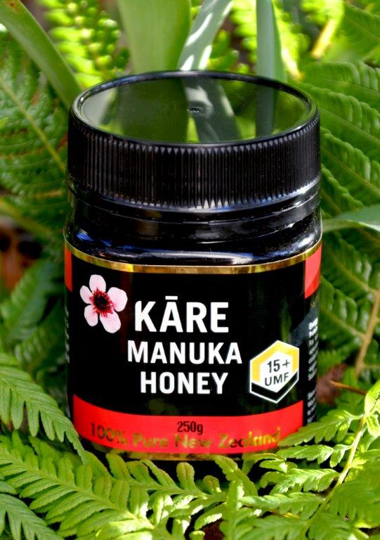 honey, pure manuka honey, New Zealand honey, Healthy, Superfood, Kare Honey, UMF 15+
